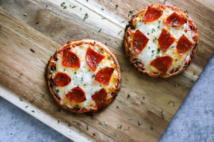 Delicious Keto Pizza Chaffle Recipe