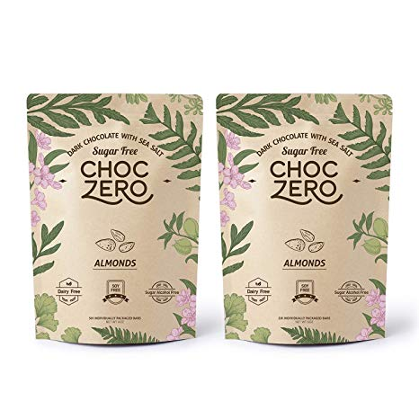 ChocZero's Keto Bark