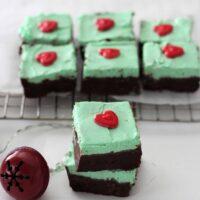Grinch Low Carb Fudge Recipe