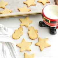 Delicious Keto Christmas Cookies