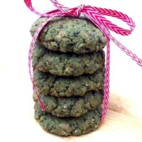 Superfood Christmas Cookies (Keto + Vegan + Gluten-Free + Paleo)