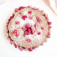 Tahini Keto Cake (Tahini Halva Cake Recipe)