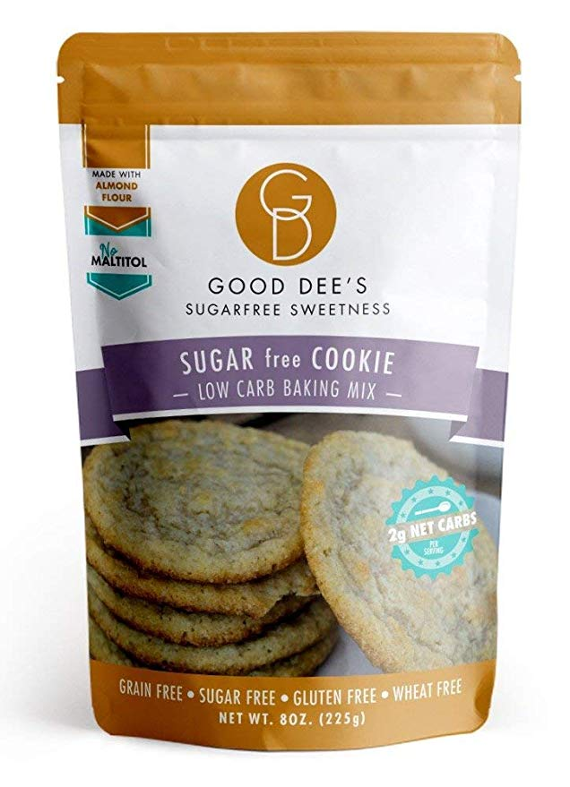Good Dee's Sugar Free Cookie Mix
