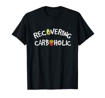 Recovering Carboholic Shirt
