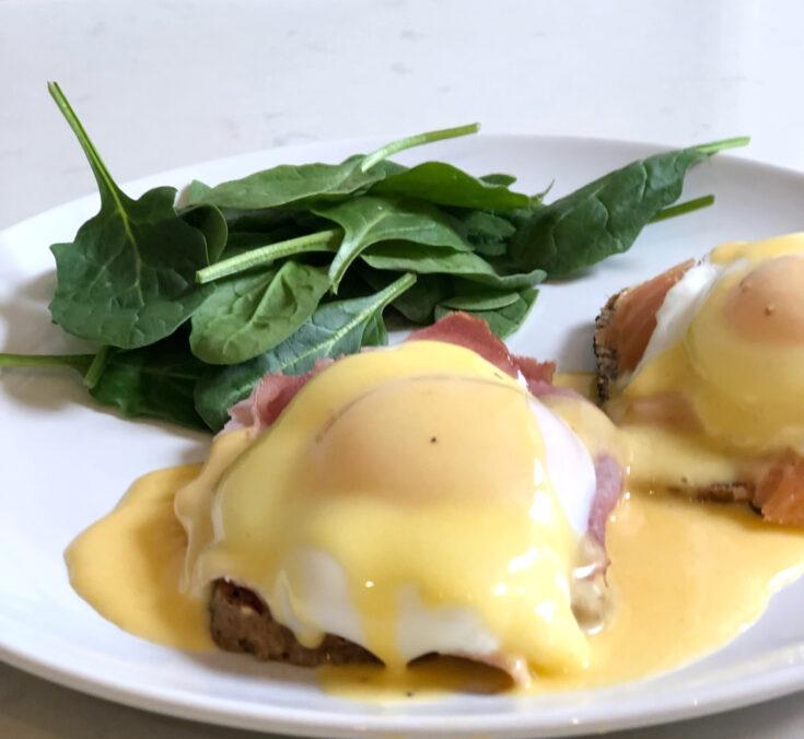SCD Eggs Benedict