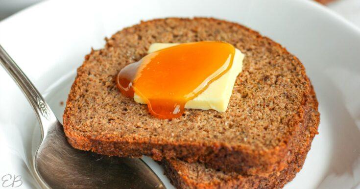Keto Low Carb Sourdough Bread (Paleo)